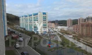 3-комнатная, улица Адмирала Смирнова 14. Снеговая падь, агентство, 68 кв.м. Вид из окна днем