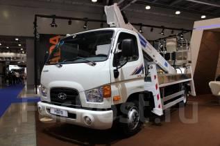 Hyundai HD78. Новый Автогидроподъёмник на шасси Hyundai HD -78, 3 933куб. см., 22м.