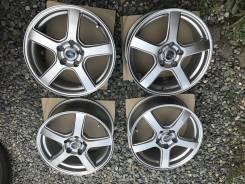 Bridgestone Toprun. 7.0x17, 5x114.30, ET38, ЦО 73,0мм.