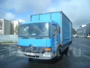 Mercedes-Benz Atego. Мереседес Атего 812, 4 200 куб. см., 5 000 кг.
