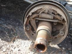 Механизм стояночного тормоза. Nissan Atlas, M4F23, N2F23, M2F23, P2F23, H2F23, K4F23, H4F23, K2F23, P4F23, R2F23, N4F23, R4F23, J2F23 Nissan Cabstar...