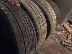 Bridgestone Blizzak MZ-02. Зимние, 2006 год, износ: 50%, 4 шт