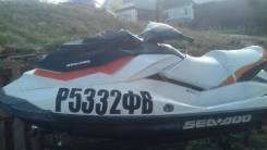Гидроцикл sea doo brp gti 2011