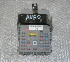 Блок предохранителей. Chevrolet Aveo, T250 Двигатели: LQ5, LHQ, LMU, LY4, LXT, L95, LXV, LX6, LDT, L44, L14, LV8