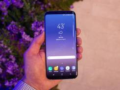 Samsung Galaxy S8+. Новый, 64 Гб, 4G LTE, Dual-SIM