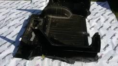 Задняя часть автомобиля. Toyota Hilux Surf, RZN185, RZN185W