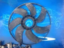 Вентилятор охлаждения радиатора. Mercedes-Benz C-Class, C203
