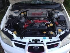 Двигатель в сборе. Subaru Impreza, GDB Двигатель EJ207