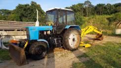 """МТЗ 82. Трактор . """"Беларус"""" 2008г."""