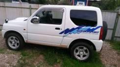 Suzuki Jimny. механика, 4wd, бензин, 87 000 тыс. км