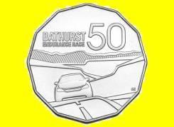 Австралия 50 центов 2013 Bathurst Endurance Race. Машина. Гонки