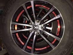 Продам шины шипованные и диски R17. 7.0x17 5x114.30 ЦО 67,1мм.