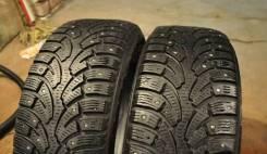 Bridgestone Noranza Van. Зимние, шипованные, 2014 год, износ: 20%, 2 шт
