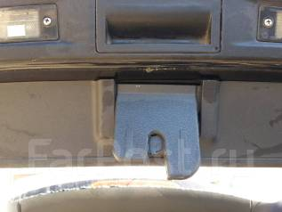 Накладка на дверь багажника. Volkswagen Tiguan, 5N1, 5N2 Двигатели: CTHA, CCTA, CCZC, CAVA, CCZA, CAXA, CZDA, CAWA, CLJA, CFGC, CBAA, CFFA, CTHD, CAVD...