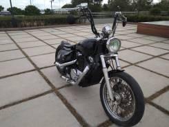 Honda Shadow Ace. 1 100 куб. см., исправен, птс, без пробега