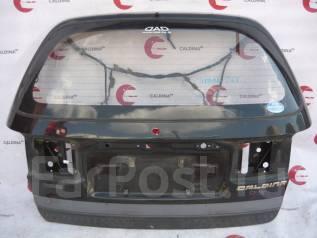 Дверь багажника. Toyota Carina E, CT190, ST191, AT191, AT190 Toyota Caldina, CT190, ST198, ST195, AT191, ST191, ET196, CT197, CT199, CT196, CT198, ST1...