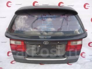 Дверь багажника. Toyota Caldina, ST190, ST191, ST195, CT190, AT191 Toyota Carina E, AT191, AT190, ST191, CT190 Двигатели: 2CT, 7AFE, 2C, 4SFE, 3SFE, 3...