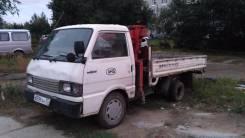 Mazda Bongo. Мазда бонго, 2 000 куб. см., 1 500 кг.