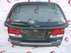 Дверь багажника. Toyota Caldina, ST191, ST195 Двигатели: 4SFE, 3SGE, 3SFE