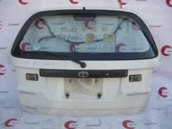 Дверь багажника. Toyota Caldina, CT199, CT198, CT197, CT198V, ET196, CT196V, ST198, CT196, ET196V, CT199V, CT197V, ST198V Двигатели: 5EFE, 3SFE, 2C, 3...