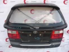 Дверь багажника. Toyota Caldina, ST191, ST191G Двигатель 3SFE