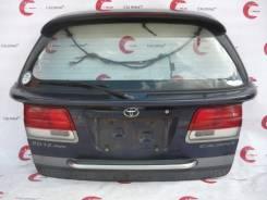 Дверь багажника. Toyota Caldina, ST195, ST195G Двигатель 3SFE