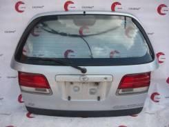 Дверь багажника. Toyota Caldina, AT191G, AT191 Двигатель 7AFE