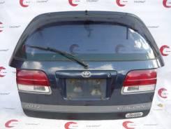 Дверь багажника. Toyota Caldina, ST191G, ST191 Двигатель 3SFE