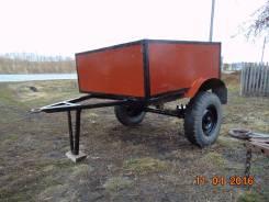 Самодельная модель. Прицеп для легкового автомобиля., 1 500 кг.
