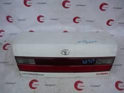 Крышка багажника. Toyota Corona, CT195, ST195, ST191, ST190, AT190, CT190 Двигатели: 2C, 3SFE, 4AFE, 4SFE, 2CT