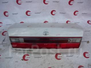 Крышка багажника. Toyota Corona, CT190, ST195, AT190, CT195, ST191, ST190 Двигатели: 2C, 3SFE, 4SFE, 2CT, 4AFE