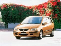 Заслонка дроссельная. Mazda Capella Mazda Premacy