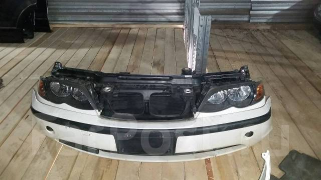 Ноускат. BMW 3-Series, E46/2, E46/2C, E46/3, E46/4, E46/5