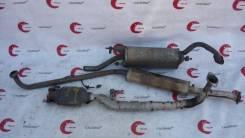 Глушитель. Toyota Caldina, ET196 Двигатель 5EFE