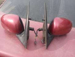 Зеркало заднего вида боковое. Nissan Almera Classic, N16 Nissan Almera, N16E, N16