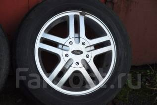 Колеса диски 4x108 195/60R15 Ford Focus Mondeo Audi 80 90. 6.0x15 4x108.00 ET52.5 ЦО 63,3мм.