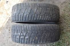 Dunlop Ice Touch. Зимние, шипованные, износ: 30%, 2 шт