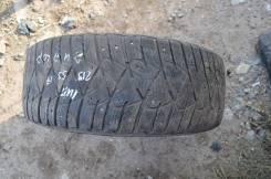 Dunlop Ice Touch. Зимние, шипованные, износ: 30%