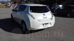 Ванна в багажник. Nissan Leaf, ZE0, AZE0