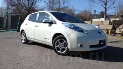 Nissan Leaf. ПТС