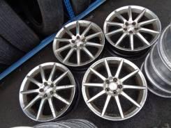 Subaru. 7.0x18, 5x100.00, ET55, ЦО 56,1мм.