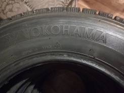 Yokohama Guardex F720. Зимние, без шипов, износ: 30%, 2 шт