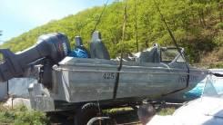 Амур-Д. Год: 1993 год, двигатель подвесной, 115,00л.с., бензин