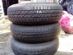 Bridgestone B391. Летние, 2001 год, износ: 10%, 3 шт