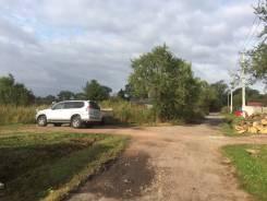 Земельный участок в обжитом районе. 1 500 кв.м., собственность, электричество, вода, от агентства недвижимости (посредник)