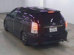 Обвес кузова аэродинамический. Toyota Wish, ANE11W, ANE10G, ZNE10G, ZNE14G Двигатели: 1AZFSED4, 1AZFSE, 1ZZFE