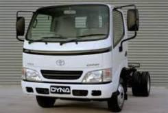 Бампер. Toyota ToyoAce Toyota Dyna Hino Dutro