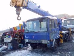 Aichi. Автокран FUSO F507 во Владивостоке, 7 000 куб. см., 5 000 кг.