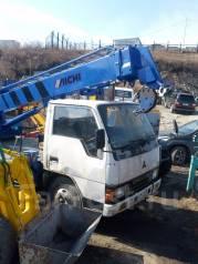 Aichi D502. Автобуровая во Владивостоке, 3 000 кг.