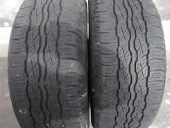 Bridgestone Dueler H/T D687. Летние, 2012 год, износ: 30%, 2 шт